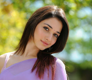 Tamanna Bhatia in saree best famous wallpapers