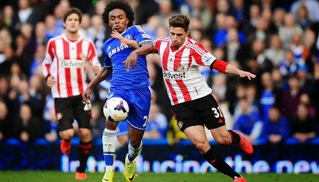Chelsea vs Sunderland en vivo