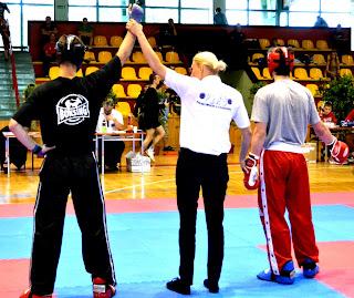 Męska ekipa, męski sport, Zielona Góra, Kinga Szlachcic, Leszno, light contact, treningi Zielona Góra