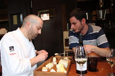 Marcos y Rubén en Abastos 2.0 Blog Esteban Capdevila
