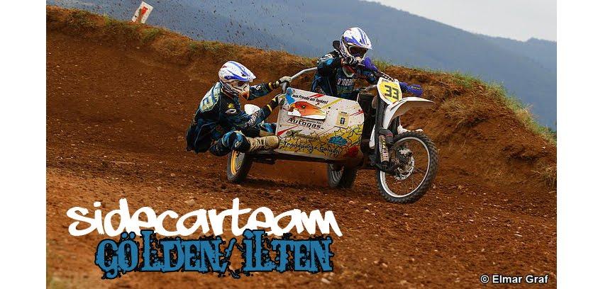 Sidecarteam Gölden/Ilten #33