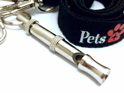 Pets+ Dog Training Whistle