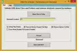 Free Download USB File Unhider 1.2.1