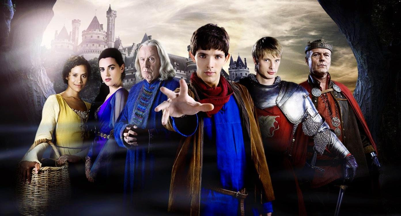 Merlin (2008-2013) tainies online oipeirates