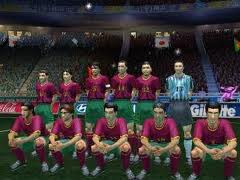 A Glimpse From FIFA 2002 PC Game