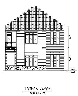 cara membuat desain rumah