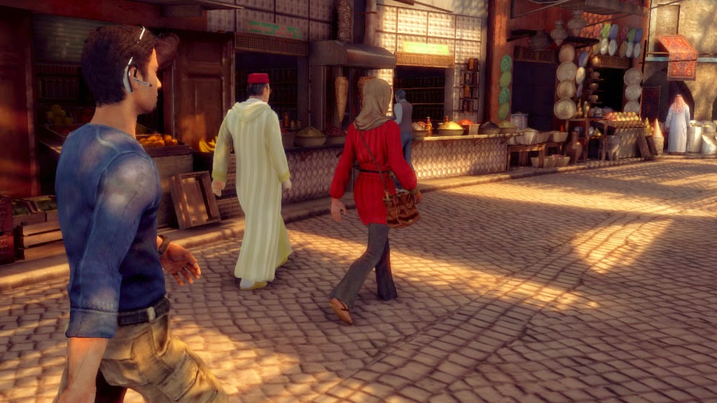 Unearthed: Trail of Ibn Battuta – Episode 1 gameplay