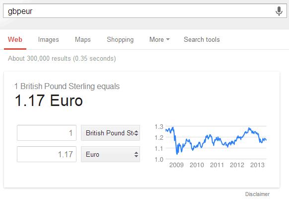 Punta euro muunnin