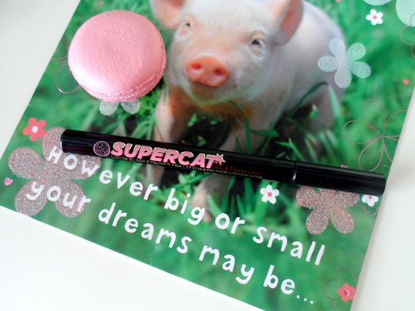Supercat Liquid Liner Pen | Soap and Glory ♥