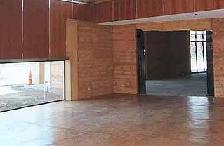 Great Example Of Rammed Earth Flooring, Courtesy Of Planetgreen.com