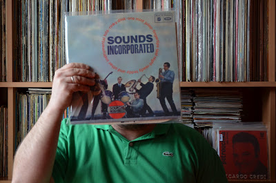 Sounds Incorporated - Sounds Incorporated 1964 (Mfp)
