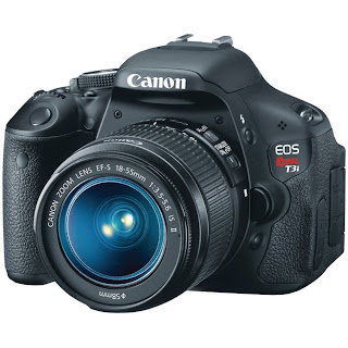 canon rebel with video