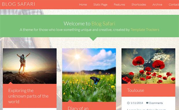 Blog Safari