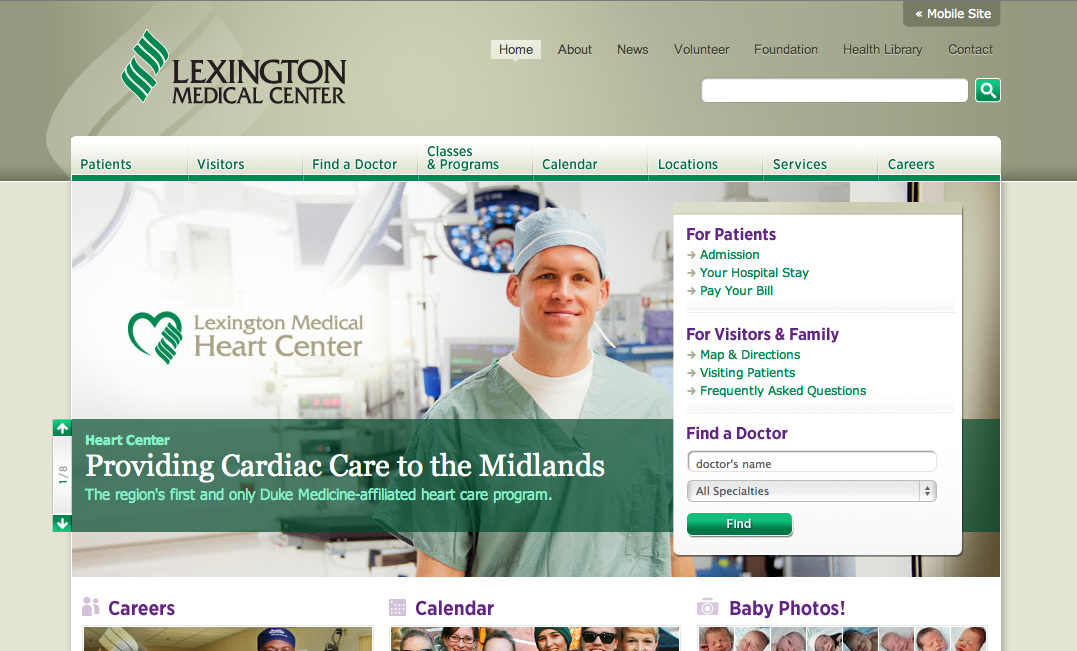 best websites 2012: internal medicine | indianapolis web design, Skeleton