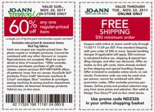 Joann coupon mobile 50