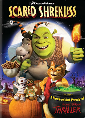 Watch Scared Shrekless 2010 BRRip Hollywood Movie Online | Scared Shrekless 2010 Hollywood Movie Poster