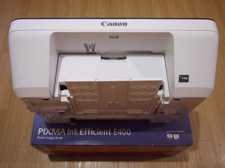 Canon PIXMA Ink Efficient E400 Review, Versatile Home Printer