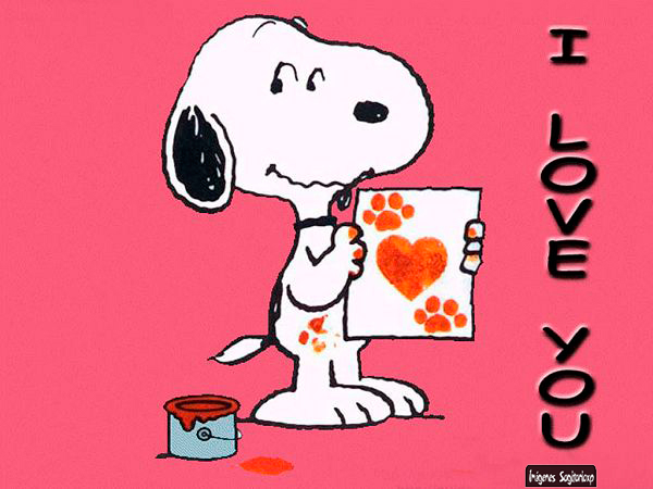 Snoopy Love Is http://descargaimagenes.blogspot.com/2013/01/snoopy-i-love-you.html
