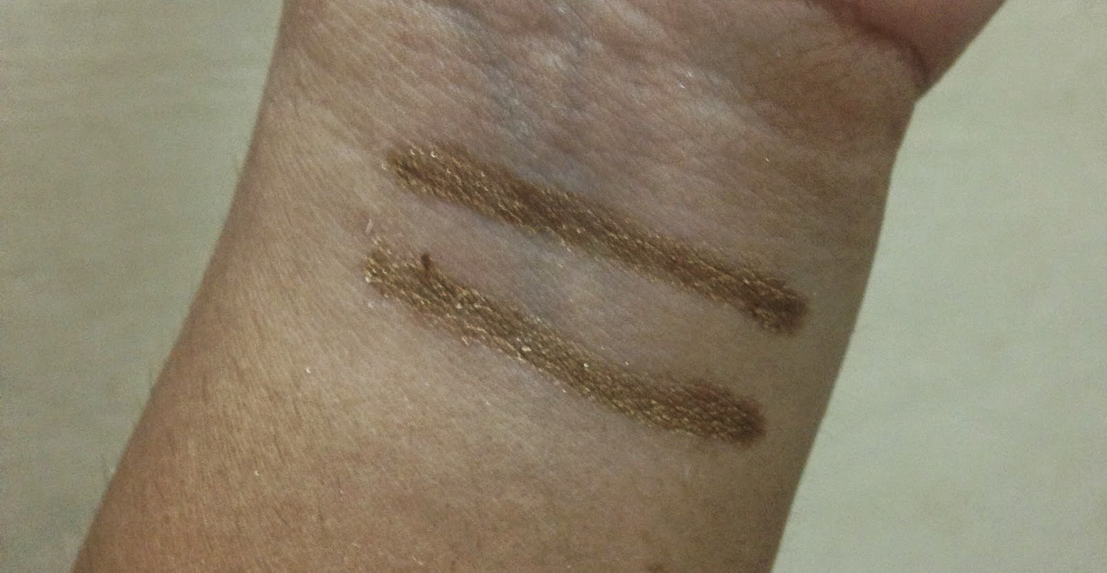 L'Oreal Superliner Gelmatic Eyeliner Glamour Gold