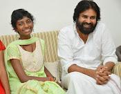 Pawan Kalyan meets Srija n family-thumbnail-5
