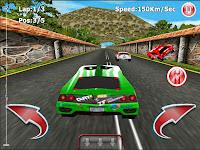 Araba Nitro Yarışı