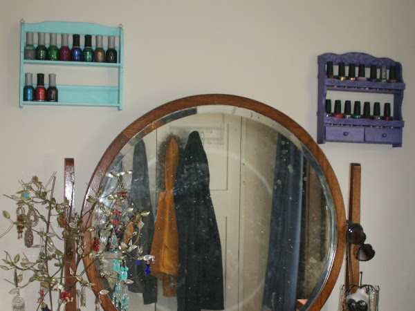Make Up & Polish Storage - Part One