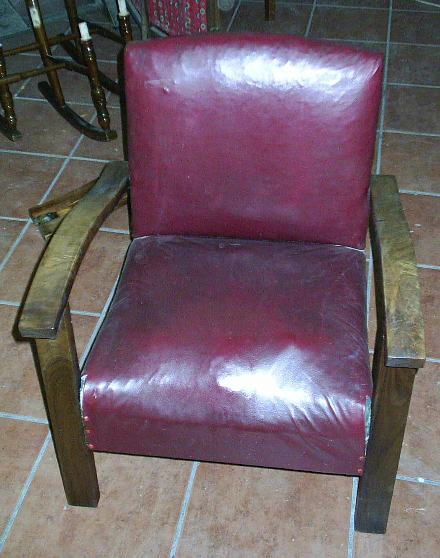 Cortinas y tapicer a difer tapizar un sill n de - Como tapizar un sillon ...