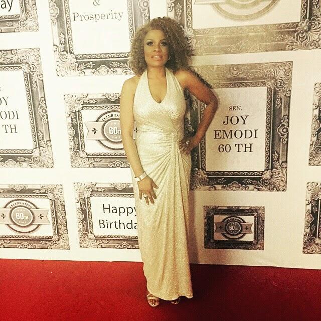Pretty Adaeze Yobo's mum Abigail dazzles in new photos 2