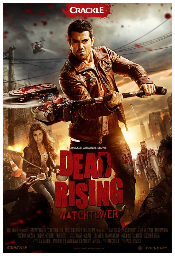 Dead Rising Watchtower – Dublado (2015)