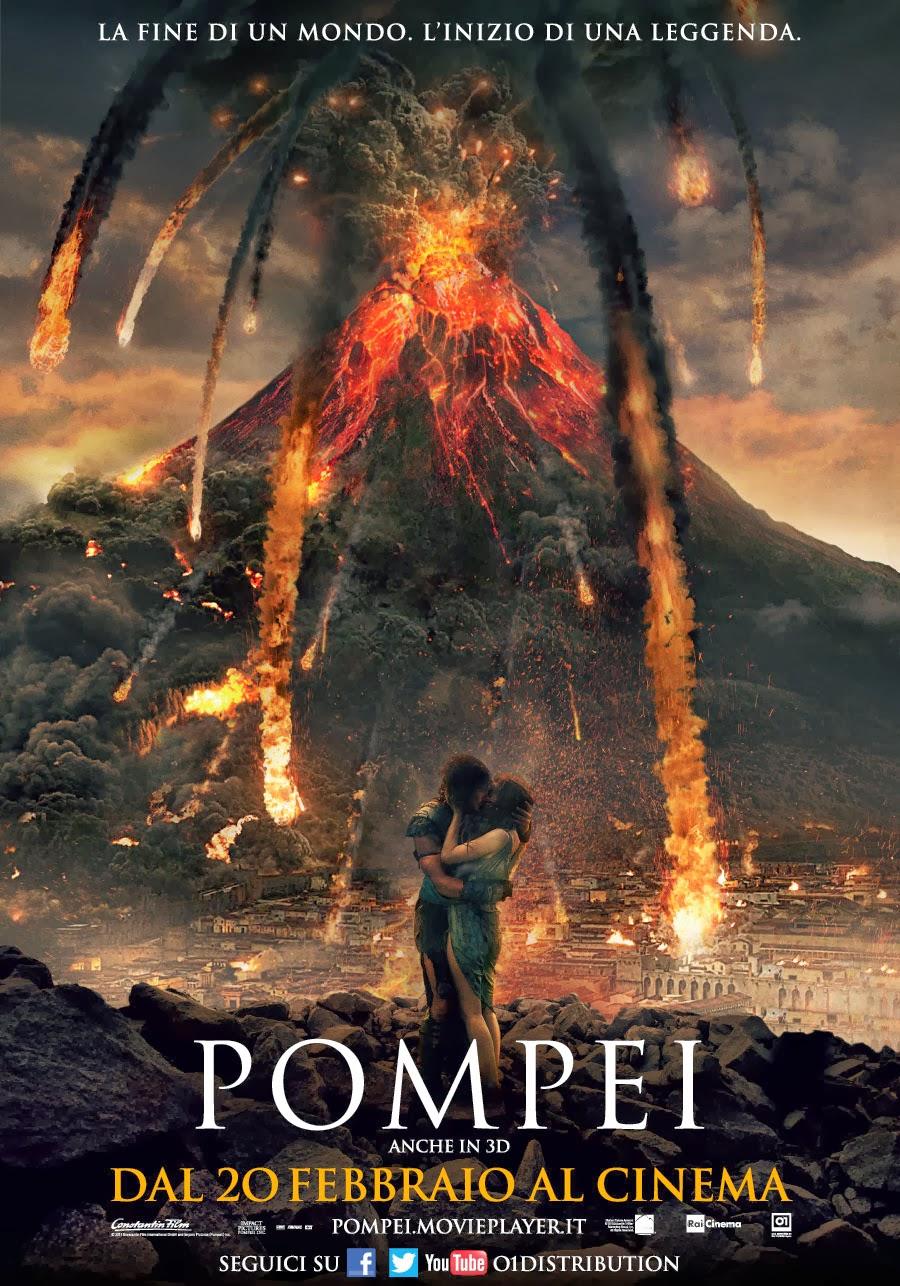 Pompei film recensione