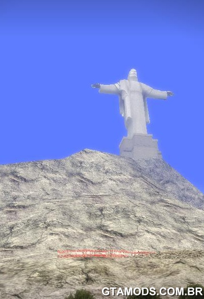 Cristo Redentor - Mount Chilliad