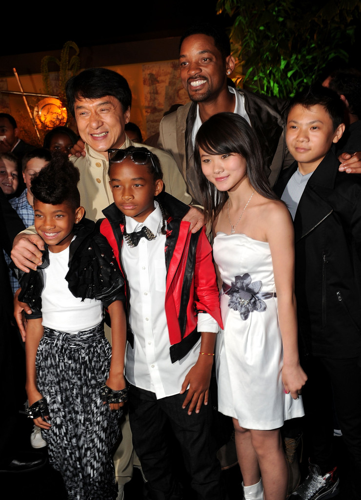 jackie chan and will smith - photo #21