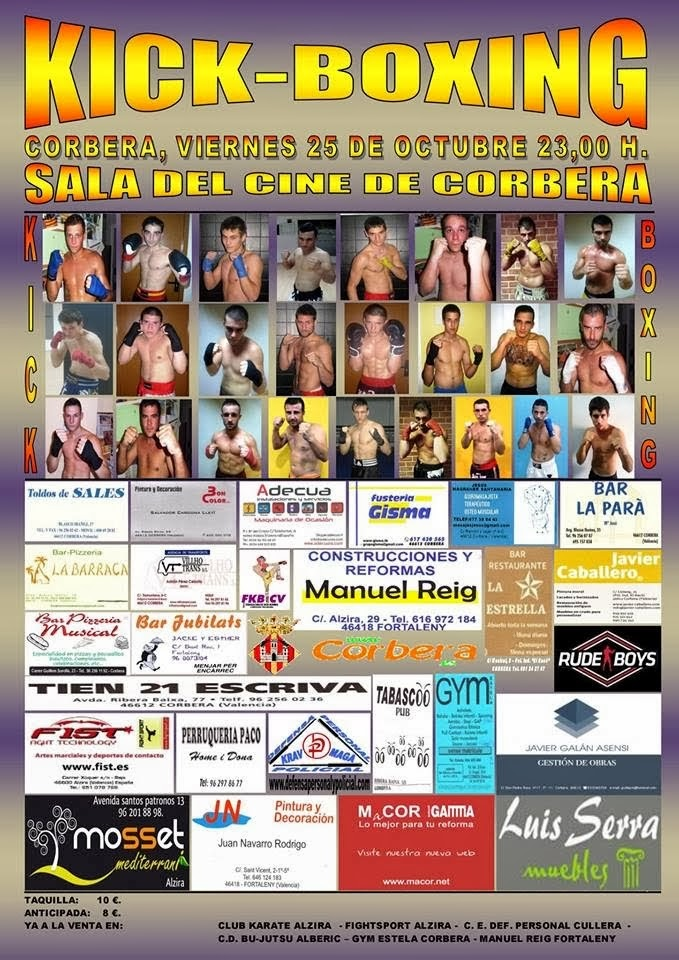 Kick Boxing Corbera