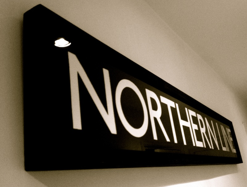 Northern Line sign from Home Barn_5