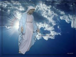 Virgen de Medjugorje ...