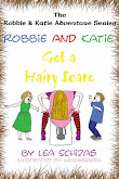 Robbie &amp; Katie get a Hairy Scare