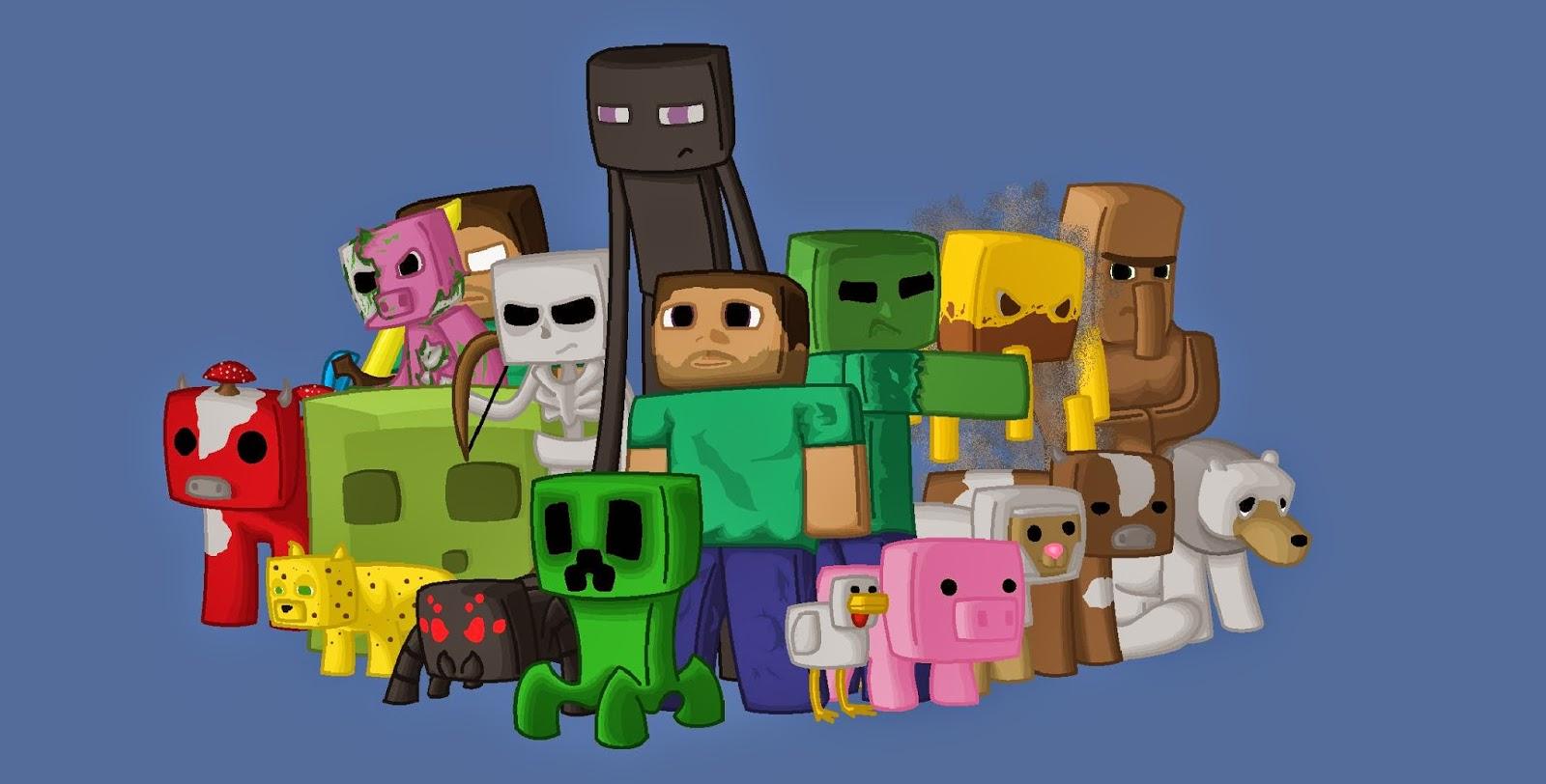 341 Minecraft Fondos de pantalla HD | Fondos de Escritorio