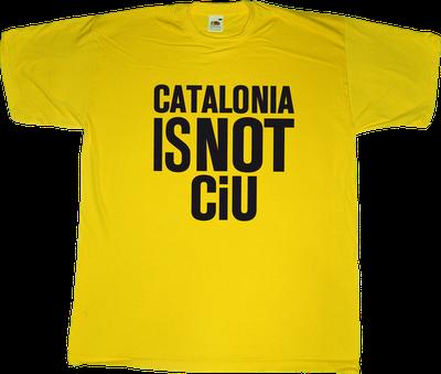 useless Politics convergència i unió iniciativa catalan catalonia independence freedom t-shirt ephemeral-t-shirts