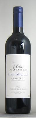シャトー・マルソー アンクロ・ド・ベルナルドリー 2006