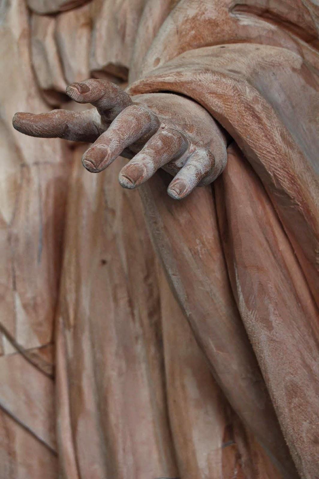 Resucitado Semana Santa Jumilla escultura 17