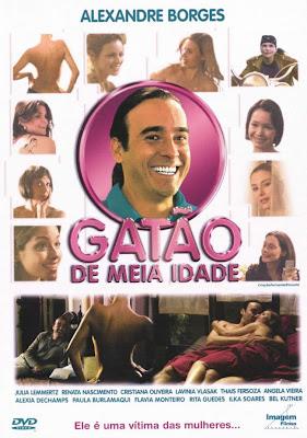 Gatão de Meia Idade - DVDRip Nacional