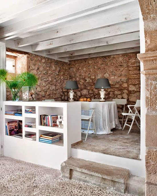Country villa in Spain/lulu klein