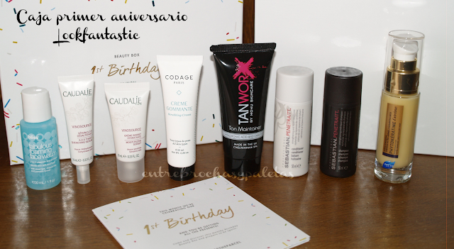 beauty box aniversario lookfantastic