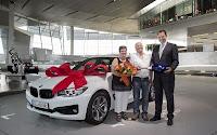 Livrarea 100.000 la BMW Welt