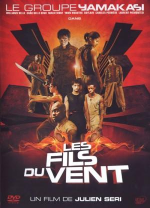 Filme Poster Yamakasi 2 - Os Filhos do Vento DVDRip Rmvb Legendado