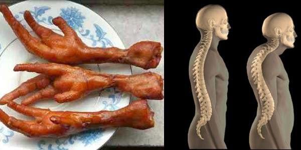Ini Yang Terjadi Dengan Tubuh Anda Jika Sering Makan Ceker Ayam..