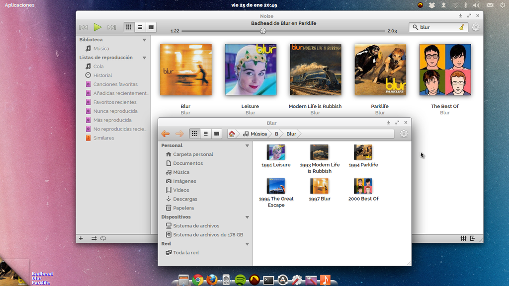 "Descargar Beta Elementary OS ""Freya"", Ubuntu a lo Mac, interface mac en ubuntu"