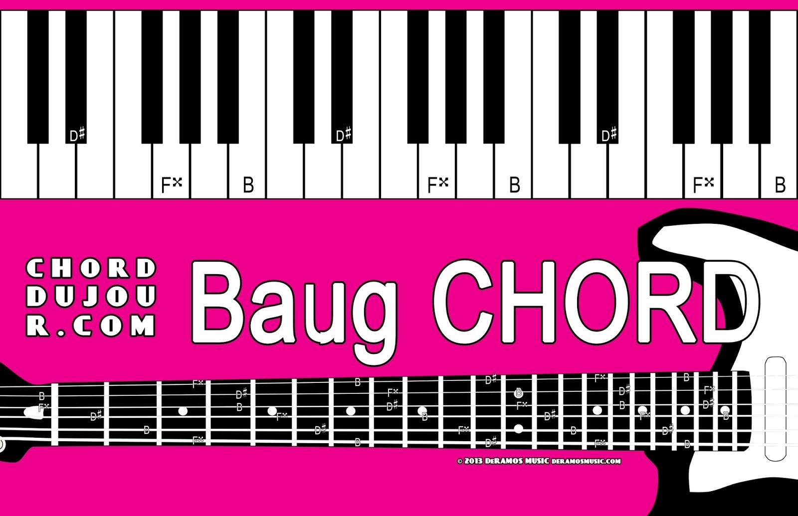Chord Du Jour Dictionary Baug Chord