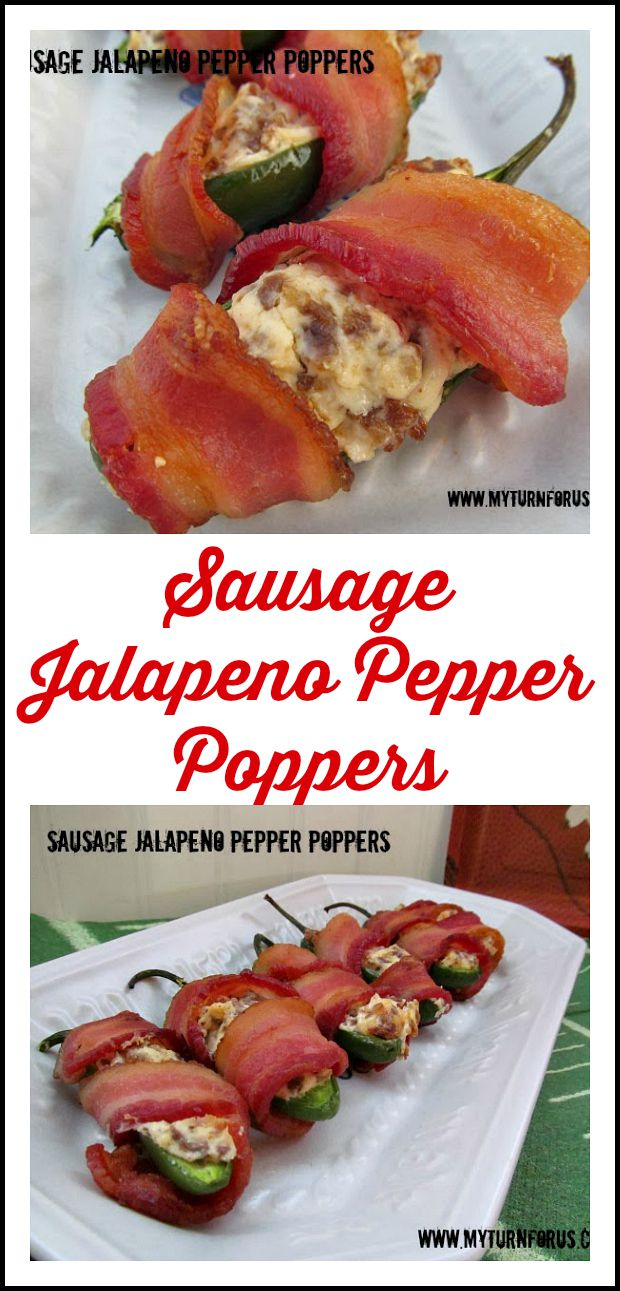 how to make stuffed jalapeno peppers with sausage