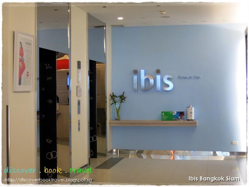 Hotel Review Ibis Bangkok Siam Discover Book Travel